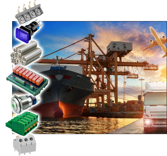 DECA SwitchLab is a worldwide manufacturer of Terminal Blocks and Industrial Switches