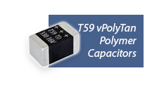 New Yorker Electronics supplies Vishay Roederstein T59 and Vishay Super 12 Featured Products and its full line of Semiconductors and Passive Components
