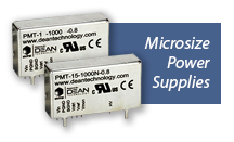 New Yorker Electronics is franchise distributor of Dean Technology, including its three main product lines, CKE, HVC and HVPSI. HVPSI manufactures the PMT Series and other high voltage power supplies, multipliers and test equipment.