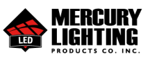 New Yorker Electronics supplies the full line of Mercury Lighting Products LED Luminaires, Lightstreams, Intelligent Lighting, Florescent Luminaires and Emergency/Exit Lighting