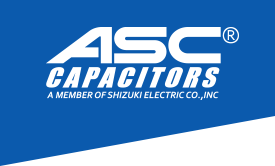 ASC Capacitors Inverter Filter Power (IFP) DC Filter Capacitors from New Yorker Electronics