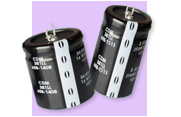 Cornell Dubilier CDE 381LL Snap-in Capacitors