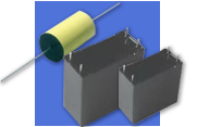 New Cornell Dubilier Electronics (CDE) 951C and 953B Metalized Polypropylene Film Capacitors