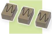 Exxelia Temex CF/CFS Series Dielectric Ceramic Pulse Chips Capacitors with Printed Resistor option