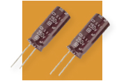 United Chemi-Con GXF Series of Radial Lead Type Aluminum Electrolytic Capacitors