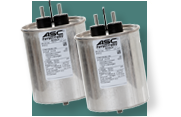 ASC Capacitor HCO/HCG Single Phase AC Filter Metalized Polypropylene Film Capacitor