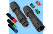 Power Dynamics (PDI) !P67 HEC3 Series of Harsh Environment Connectors