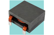 New Vishay Dale IHDF-1300AE-10 Edge-Wound Series of Low Profile, Through-Hole High Current Ferrite Core Inductors