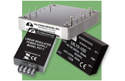 Polytron Devices DC-DC Converters, Switching Power Modules and Linear Encapsulated Power Modules