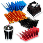 Click to view full size of image of HEATSINK 30MM x 30MM x 15MM R-TAB CP